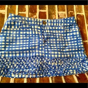 Lilly Pulitzer skirt, size 6